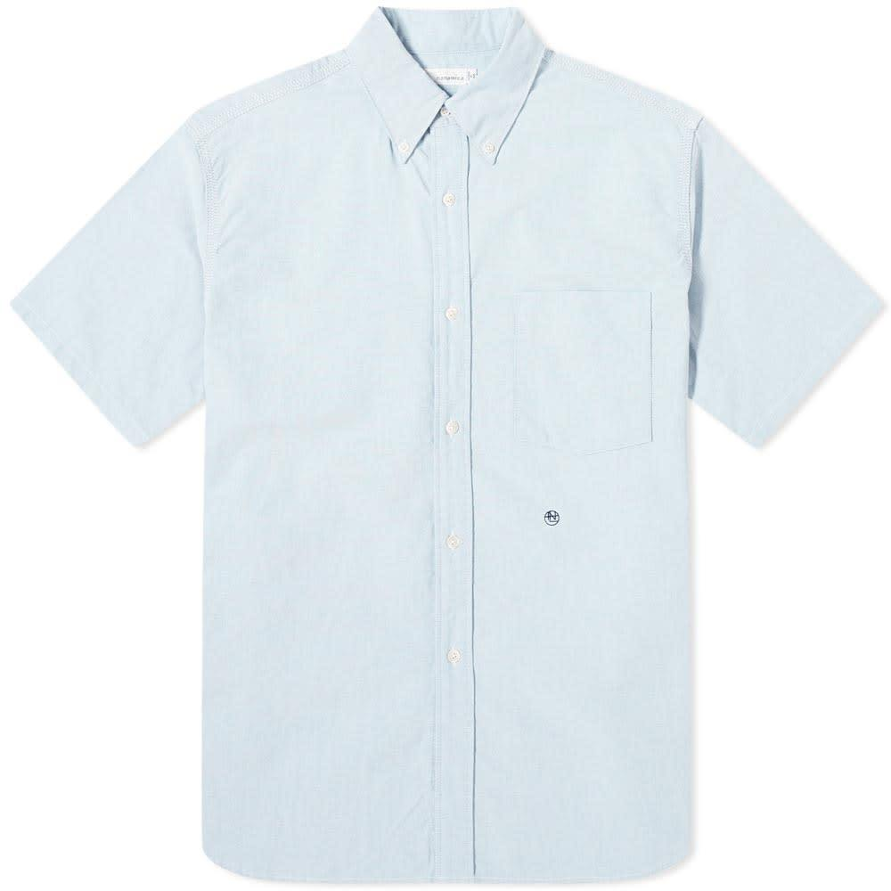 Photo: Nanamica Button Down Short Sleeved Wind Shirt