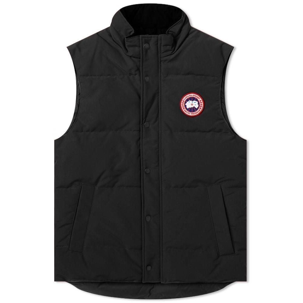 Photo: Canada Goose Garson Vest Black