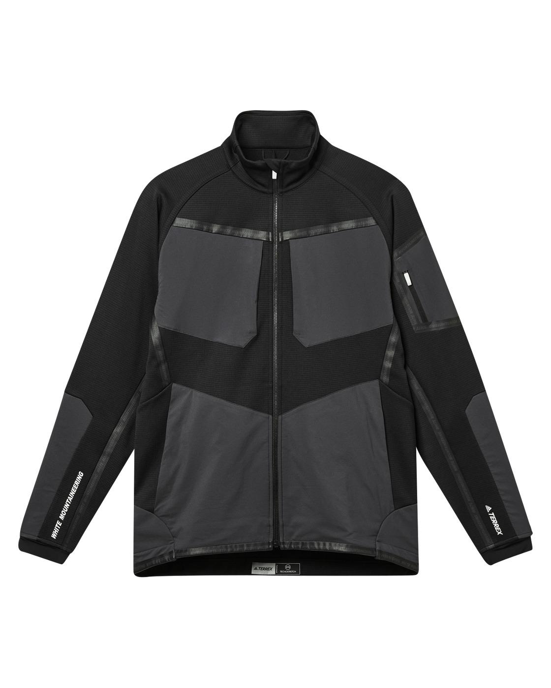 Adidas Originals Adidas X White Mountaineering Stockhorn Jacket Black