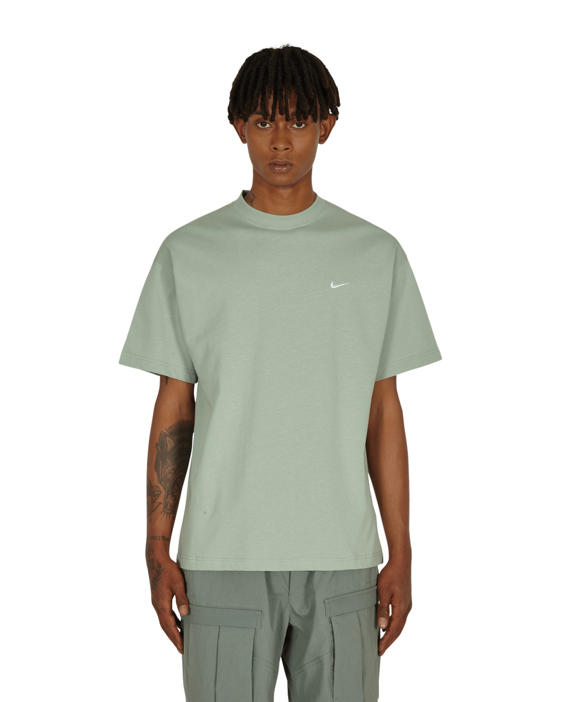 Nike Special Project Essential T Shirt Steam/White