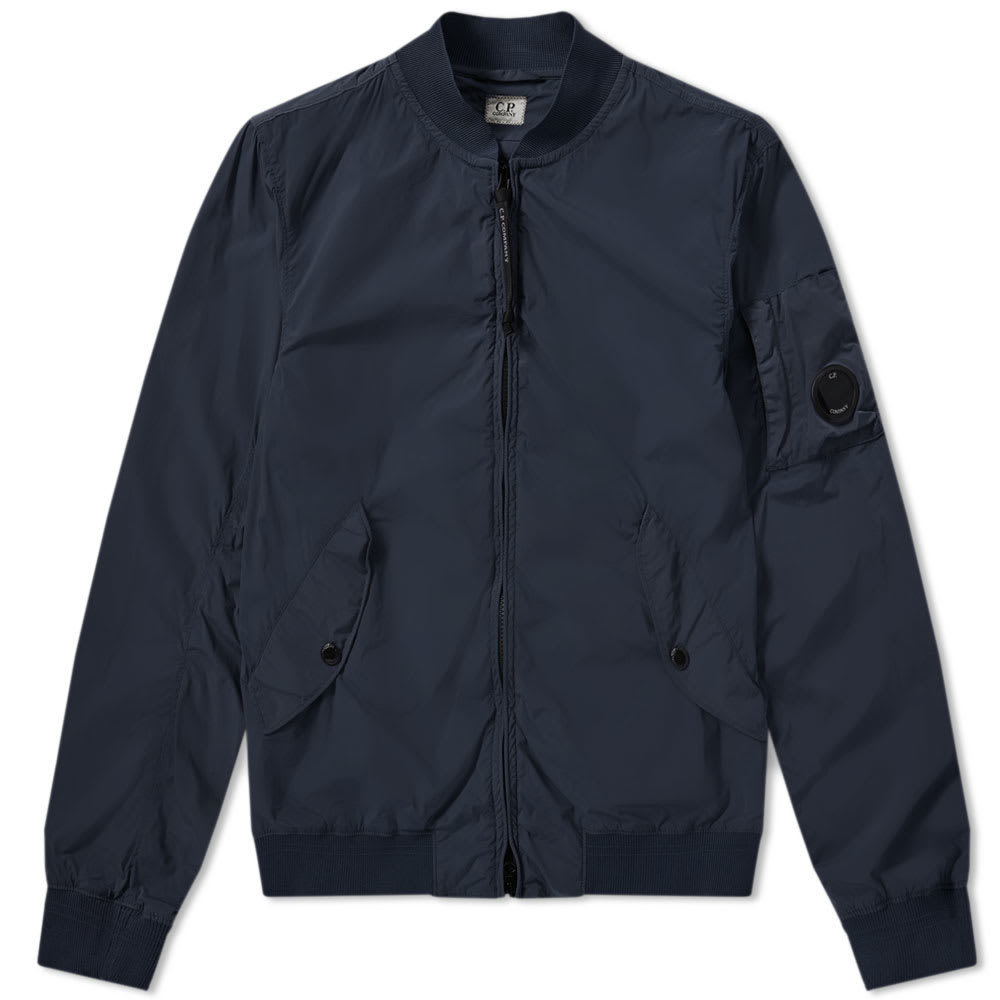 Photo: C.P. Company Nycra Bomber Jacket