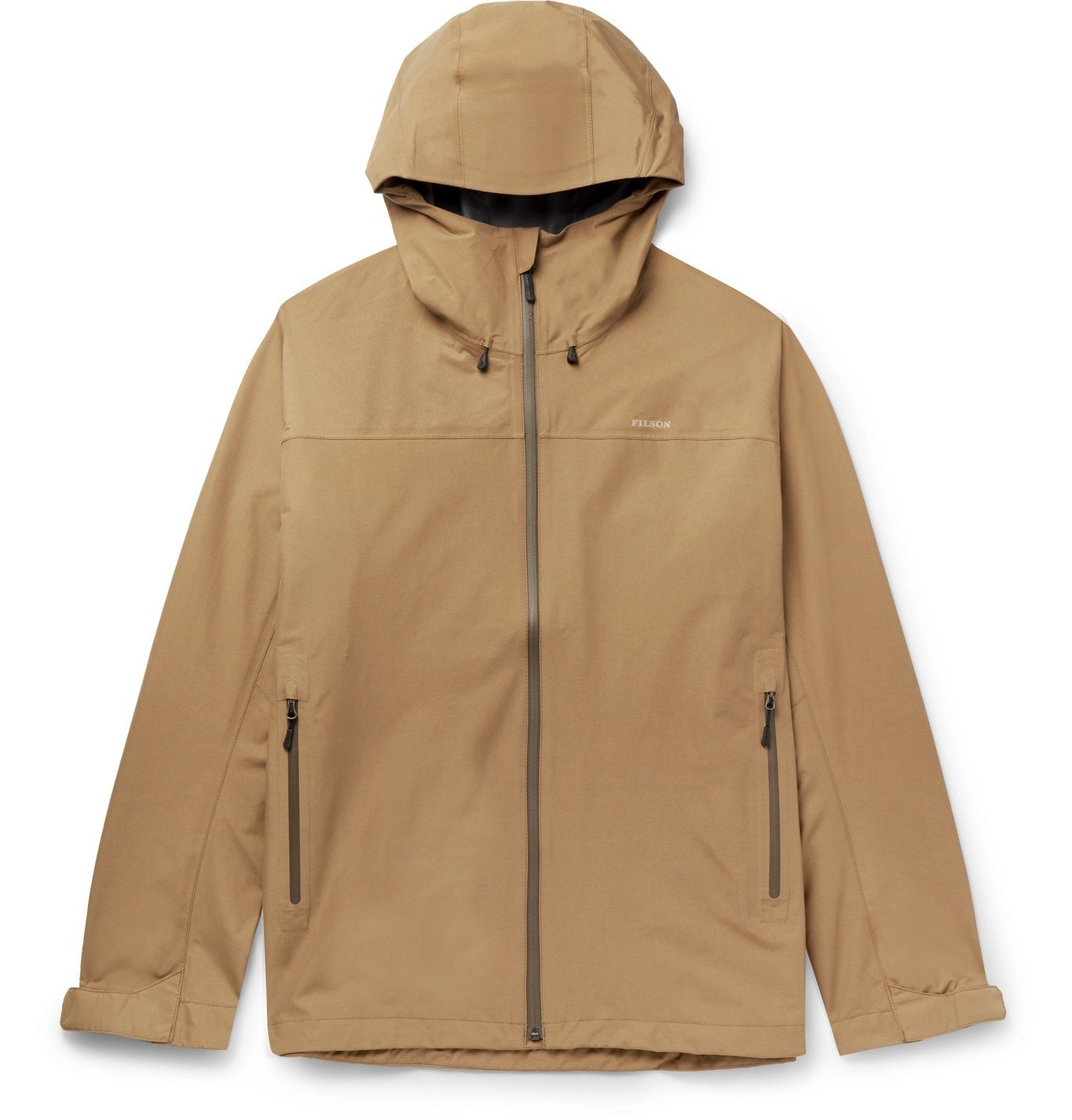 Photo: Filson - Swiftwater Shell Jacket - Brown