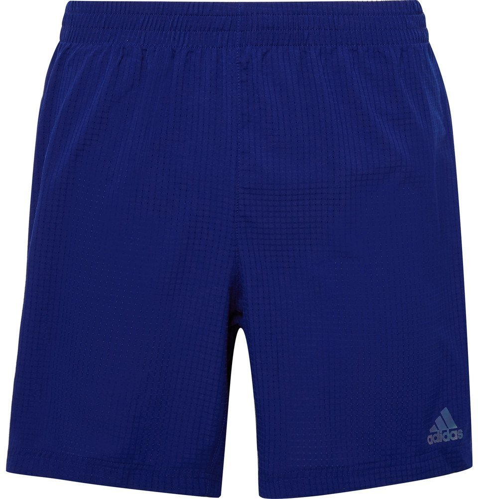 Photo: Adidas Sport - Supernova Climacool Shorts - Blue