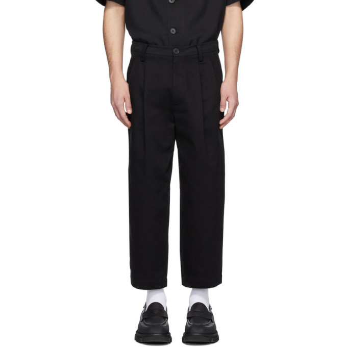 Photo: Goodfight Black Daily Drive Trousers