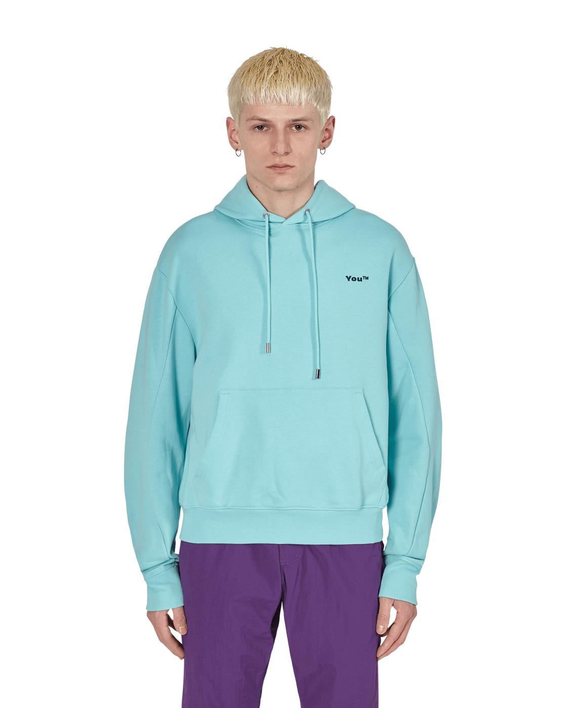Photo: Gmbh Dan Hooded Sweatshirt Turquoise