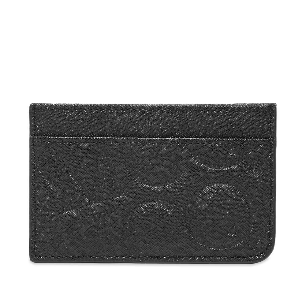 Photo: McQ Alexander McQueen Logo Embossed Card Holder
