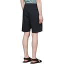 Sunspel Navy Drawstring Shorts