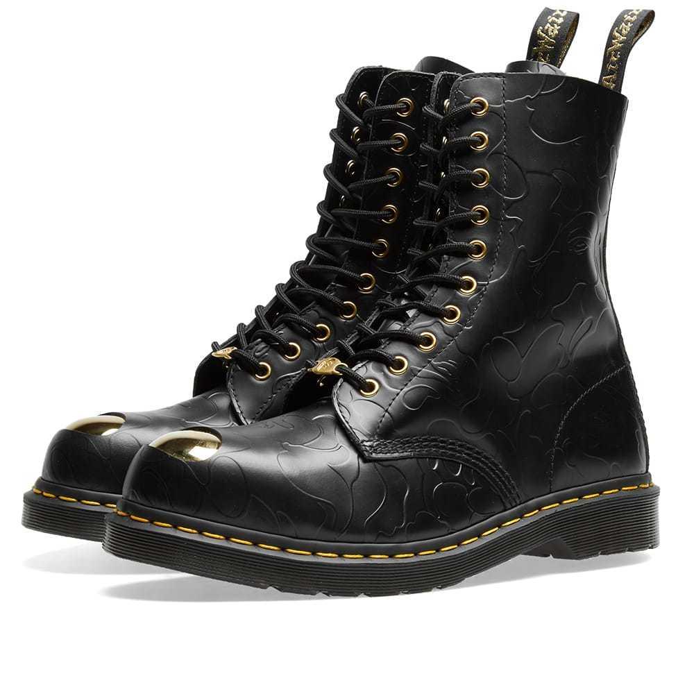 Photo: Dr. Martens x Bape 1490 Boot
