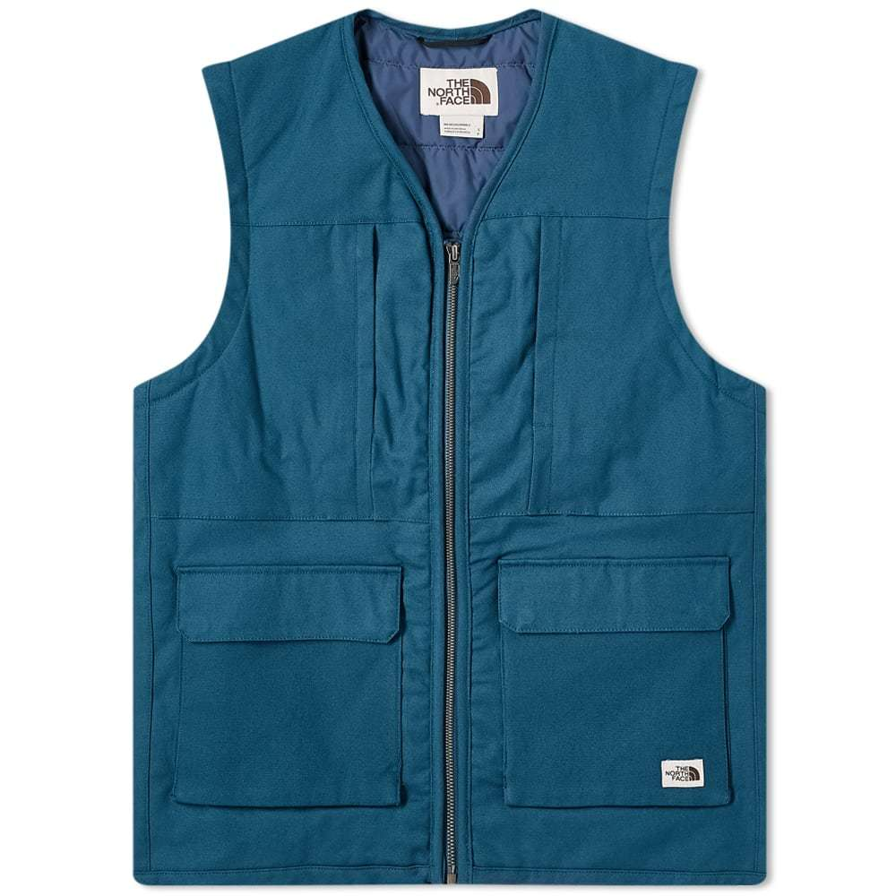Photo: The North Face Rostoker Gilet