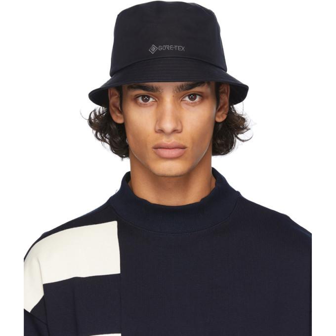 Photo: Nanamica Navy Gore-Tex® Bucket Hat