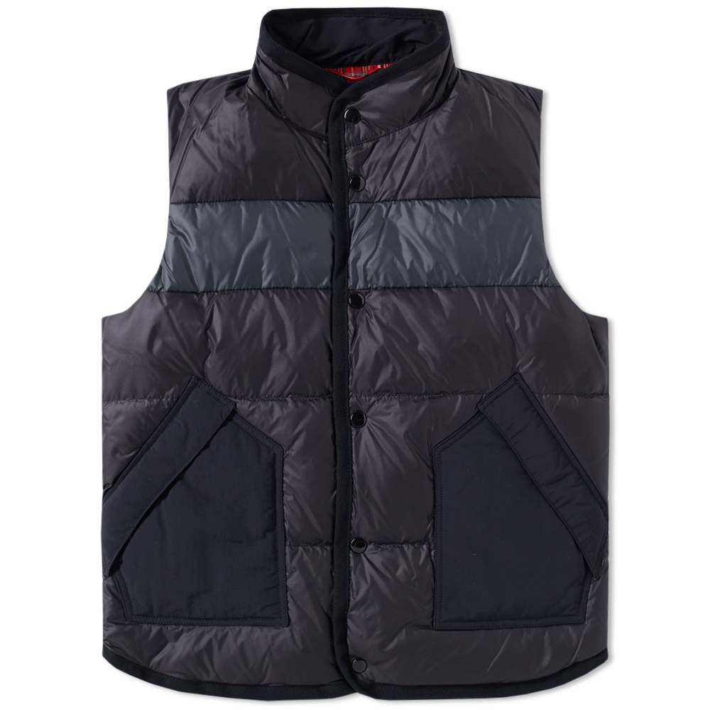 Photo: Junya Watanabe MAN eYe x Duvetica Down Gilet