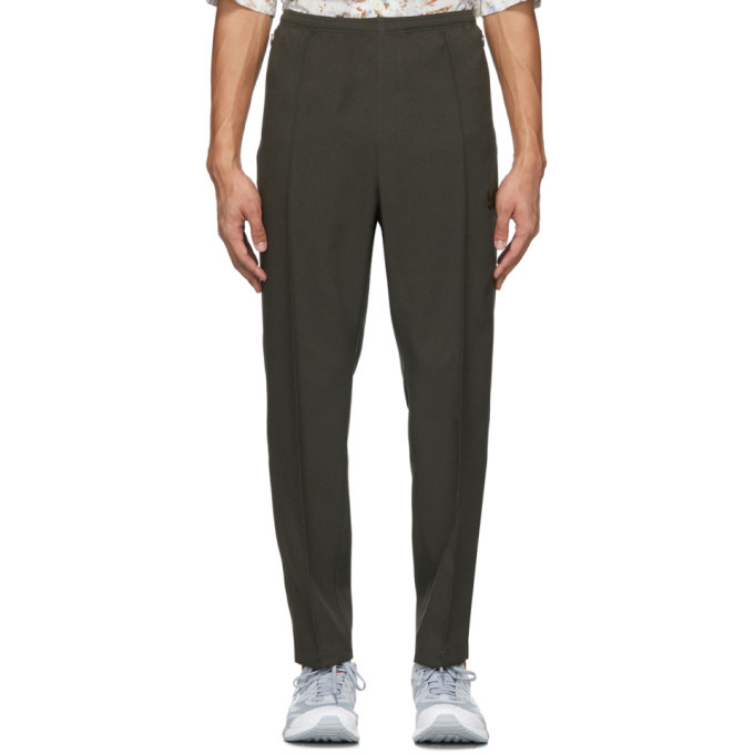Photo: Needles Grey Warm Up Track Pants