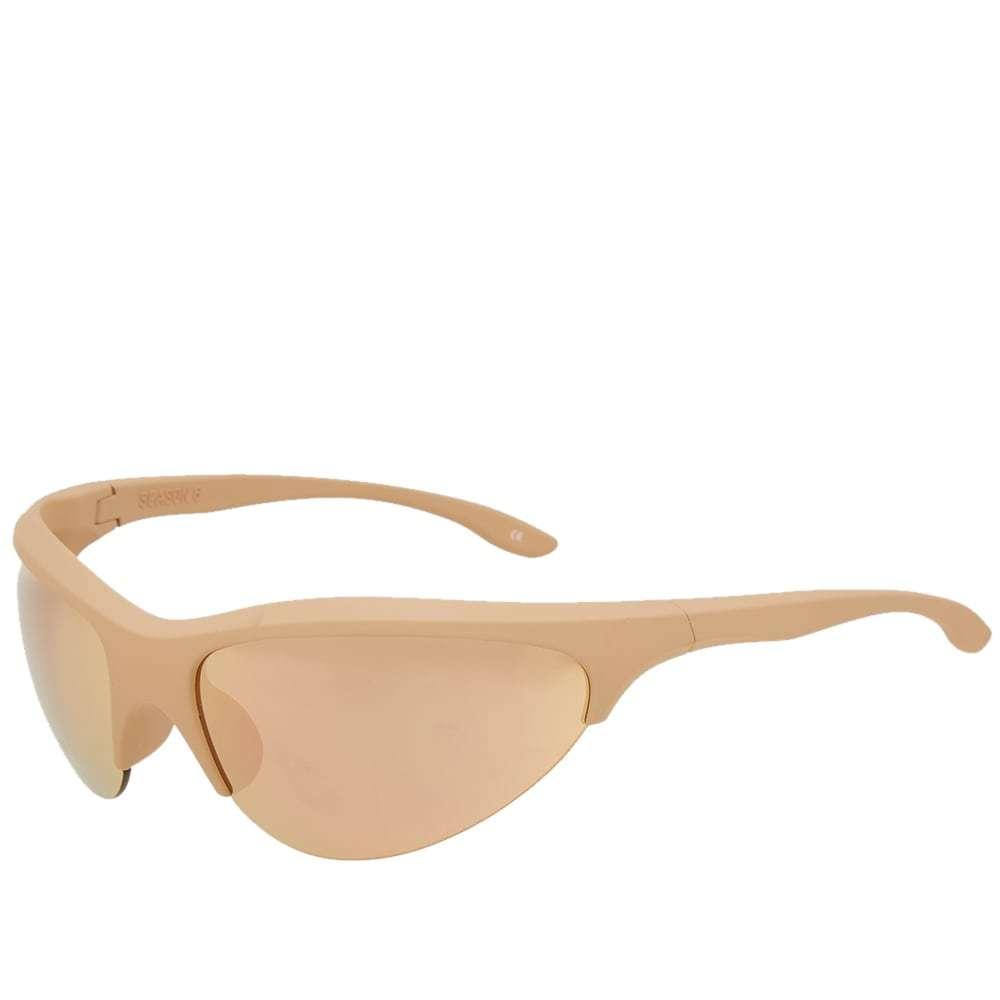 849945ad0f2 Photo  Yeezy Season 6 Sport Sunglasses