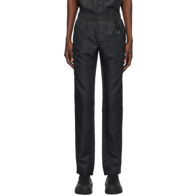 Photo: 1017 ALYX 9SM Black Suit Trousers