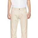 Raf Simons Off-White Slim Fit Jeans