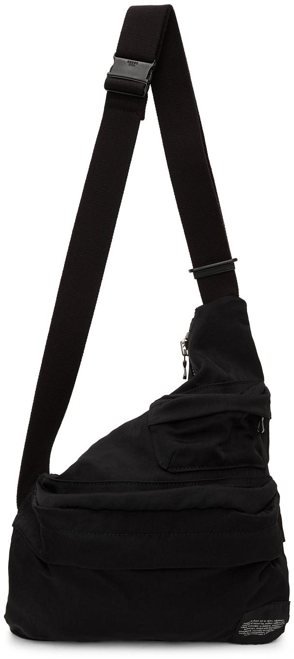 Photo: Julius Black Cross Messenger Bag