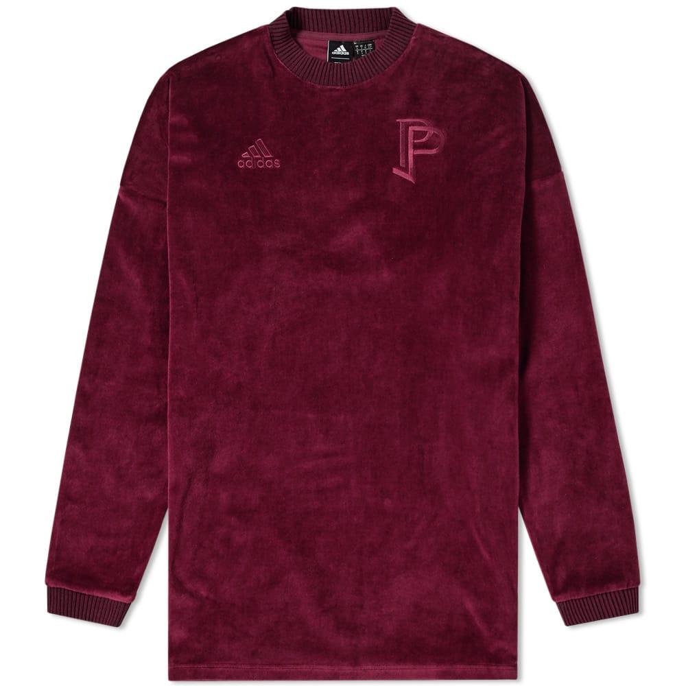 Adidas x Paul Pogba Long Sleeve Tango Tee
