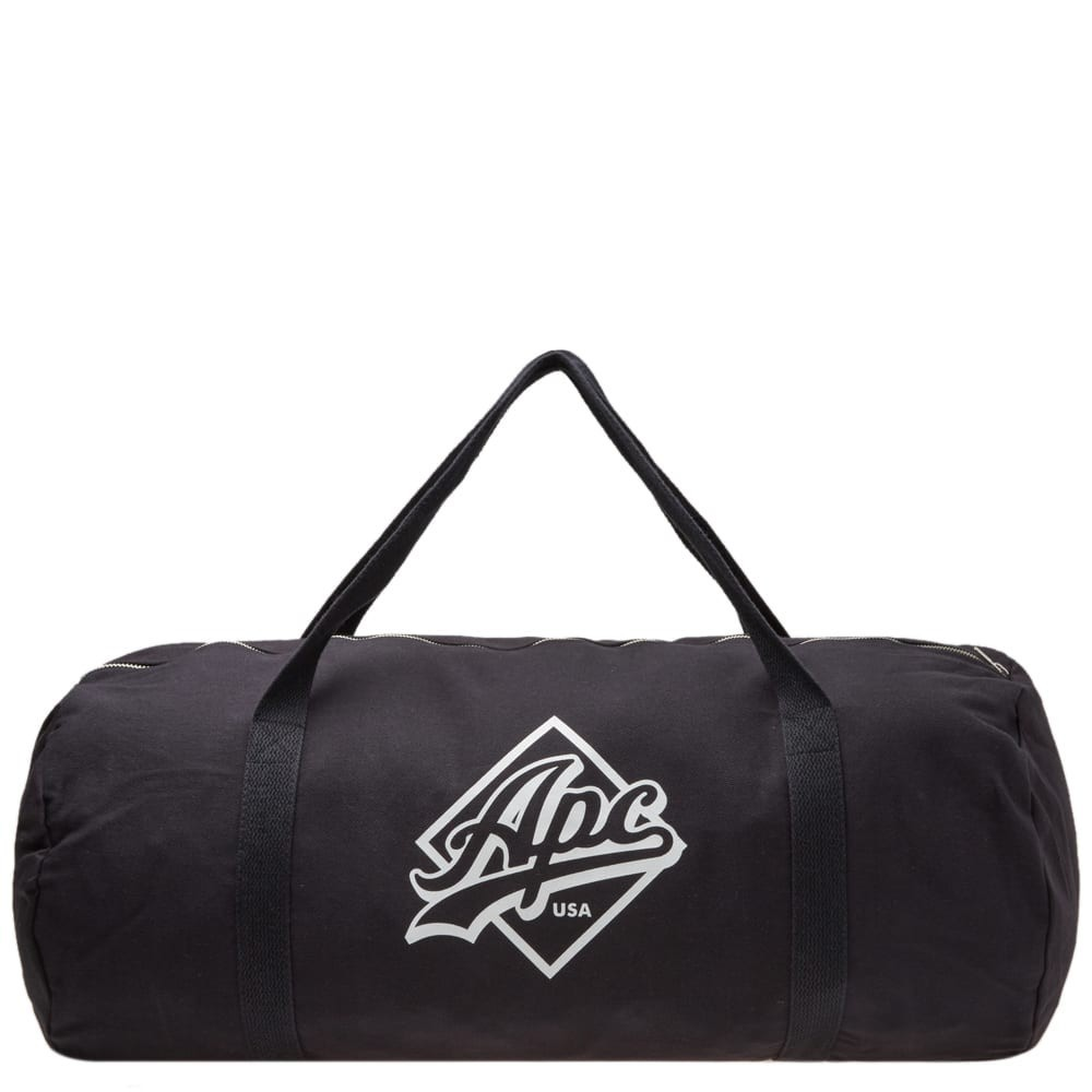 Photo: A.P.C. US Sport Duffel Bag