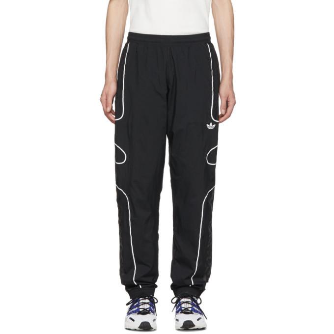 adidas Originals Black Flamestrike Woven Track Pants