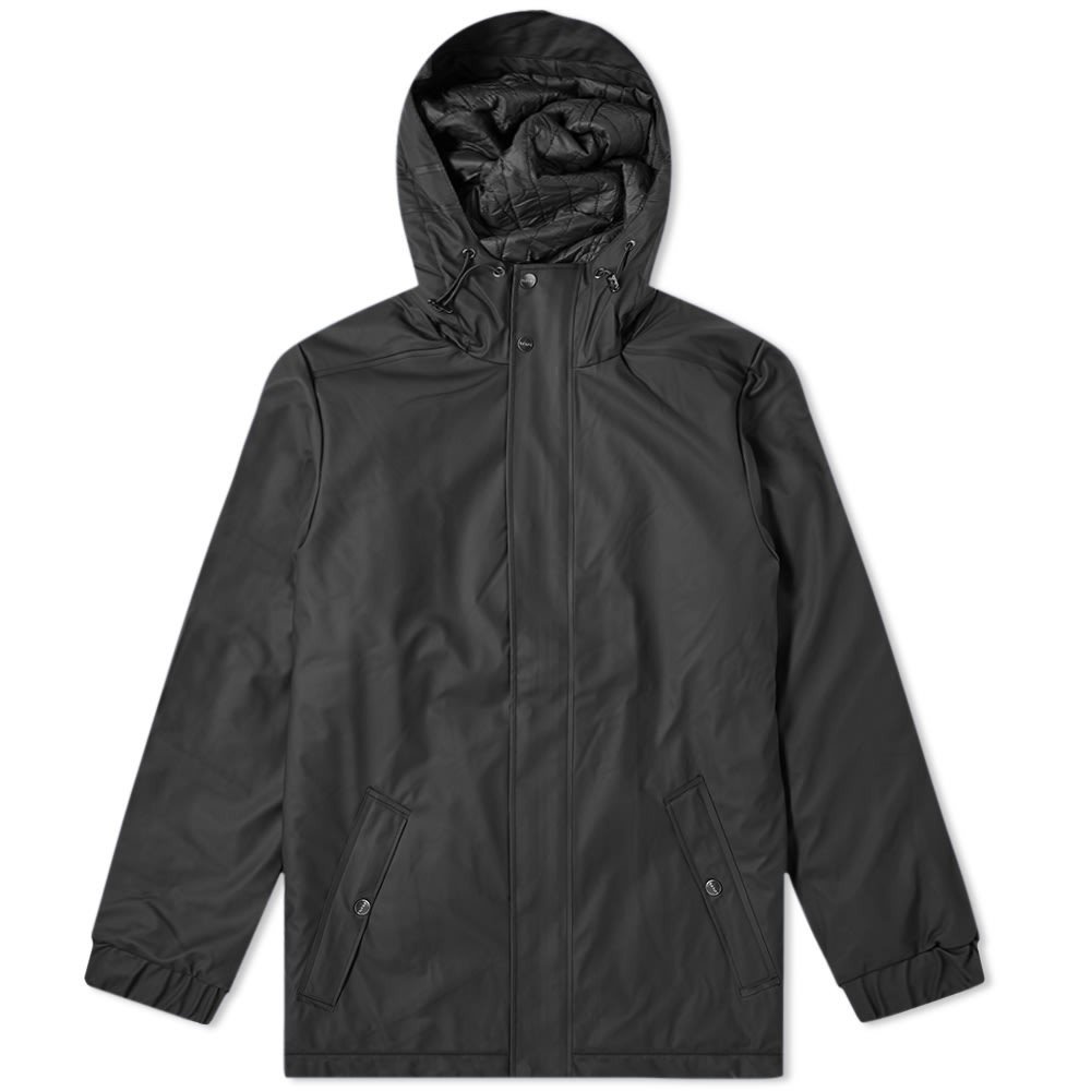 Photo: Rains Quilted Parka