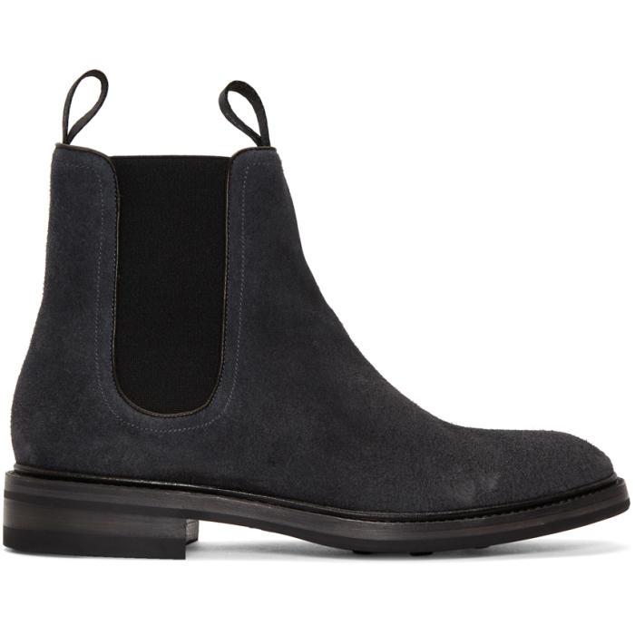 Photo: Rag and Bone Black Spencer Boots