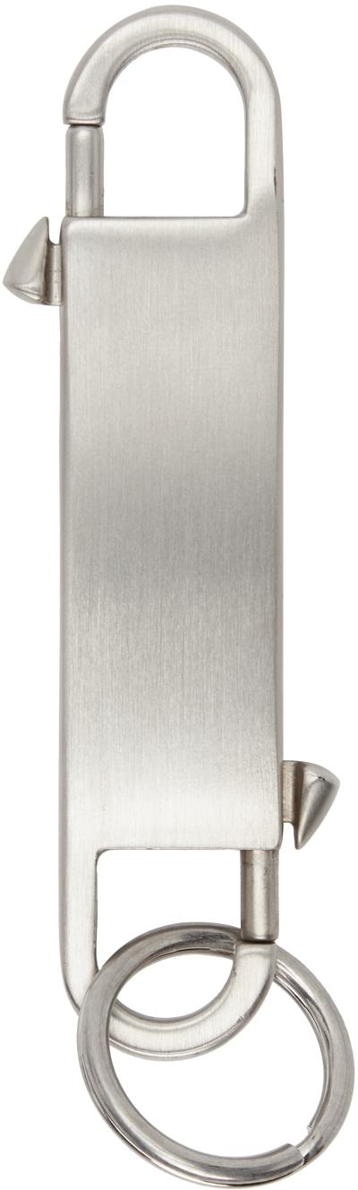 Photo: Rick Owens Silver Gemini Keychain