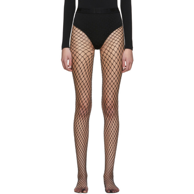 Photo: Wolford Black Forties Tights