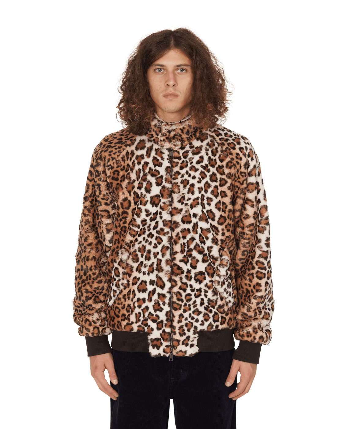 Photo: Baracuta Engineered Garments Fur G9 Authentic Fit Jacket Leopard