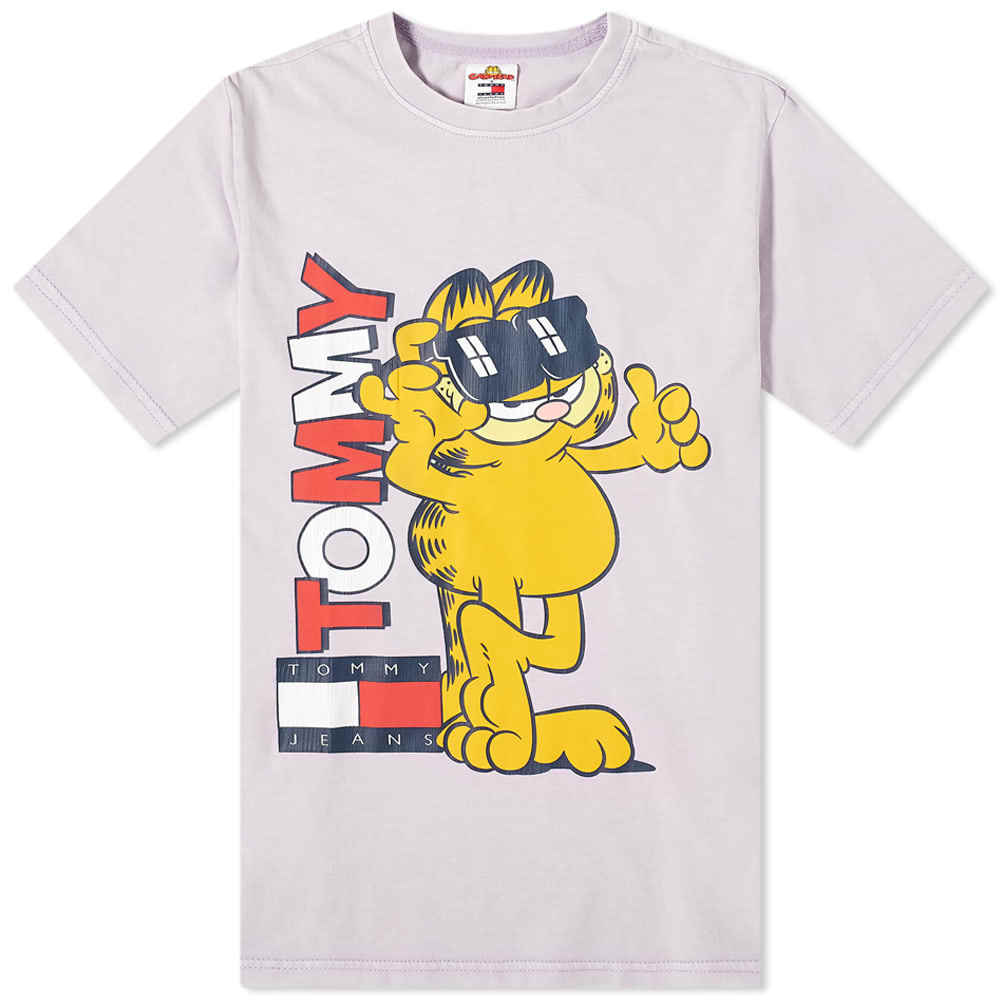 Photo: Tommy Jeans Garfield Tee