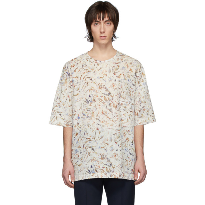 Photo: Lemaire Multicolor Half-Sleeve T-Shirt