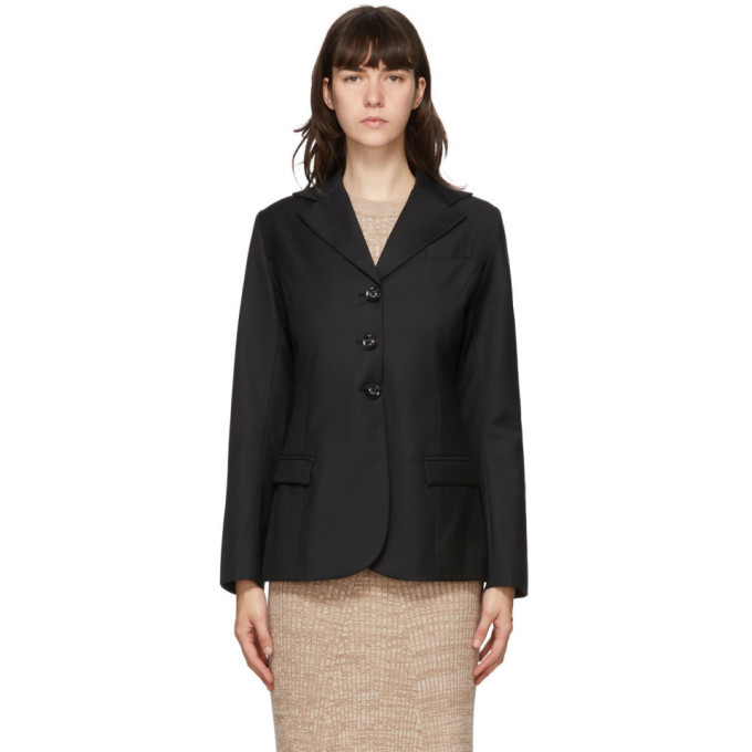 Photo: Anna Quan Black Sofia Blazer