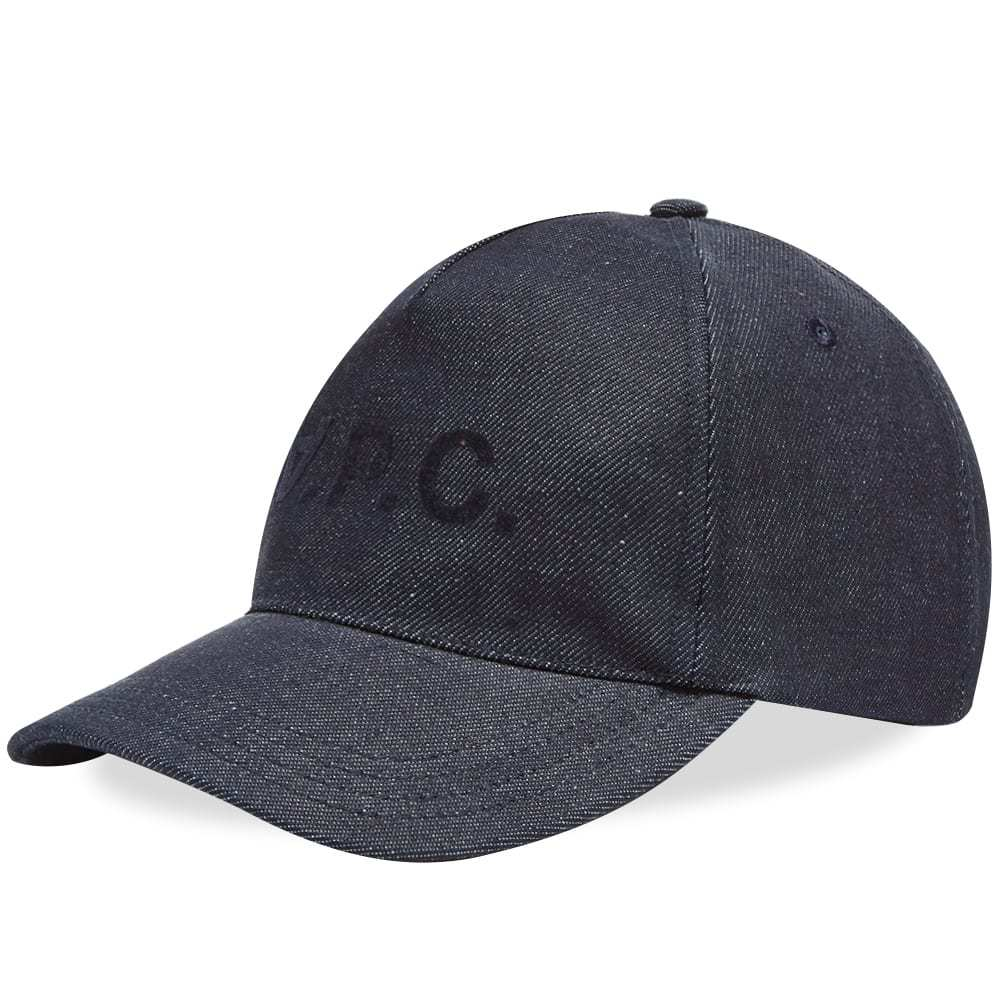 Photo: A.P.C. Eden VPC Logo Cap
