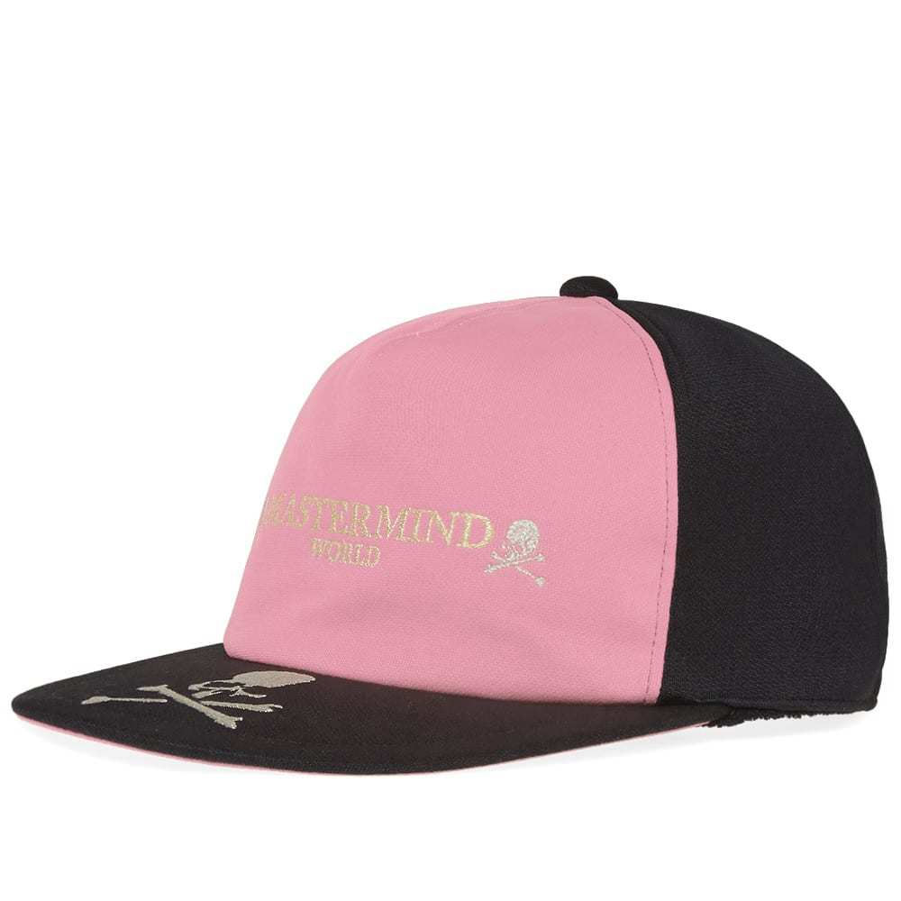Photo: MASTERMIND WORLD Skull Embroidered Cap