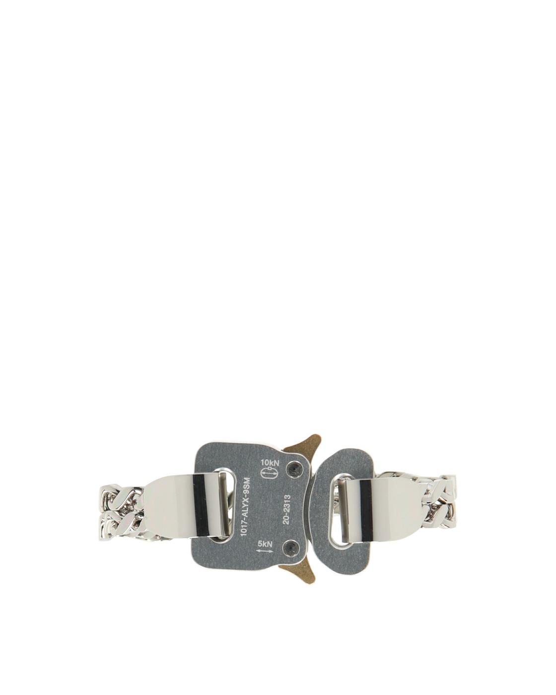1017 Alyx 9sm River Link Bracelet Silver Shine