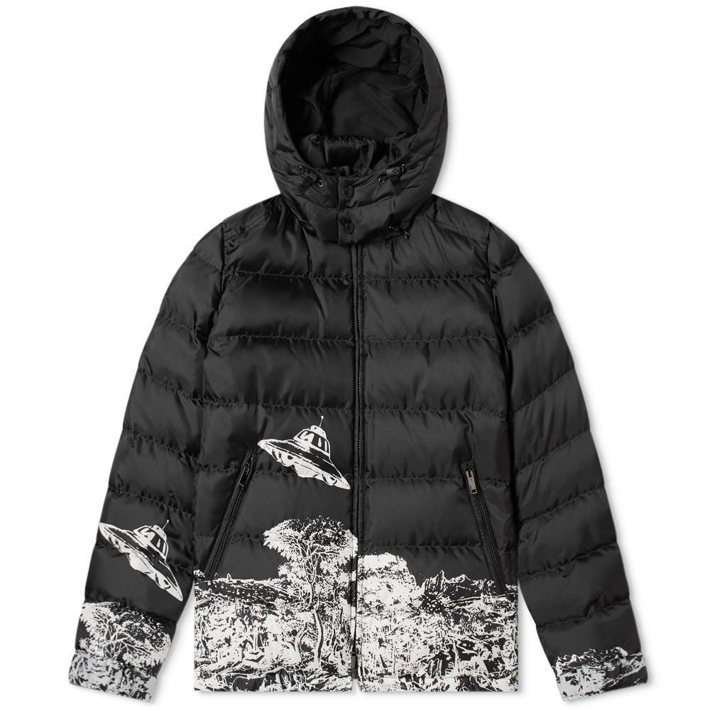 Photo: Valentino x Undercover Time Traveller Hooded Down Jacket