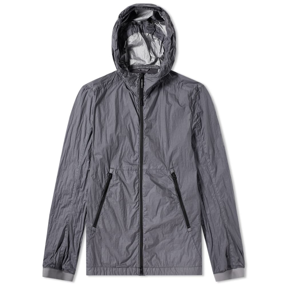 C.P. Company Nyfoil Hooded Packmac Grey