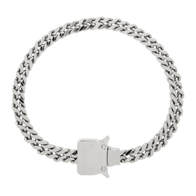 Photo: 1017 ALYX 9SM SSENSE Exclusive Cubix Chain Necklace