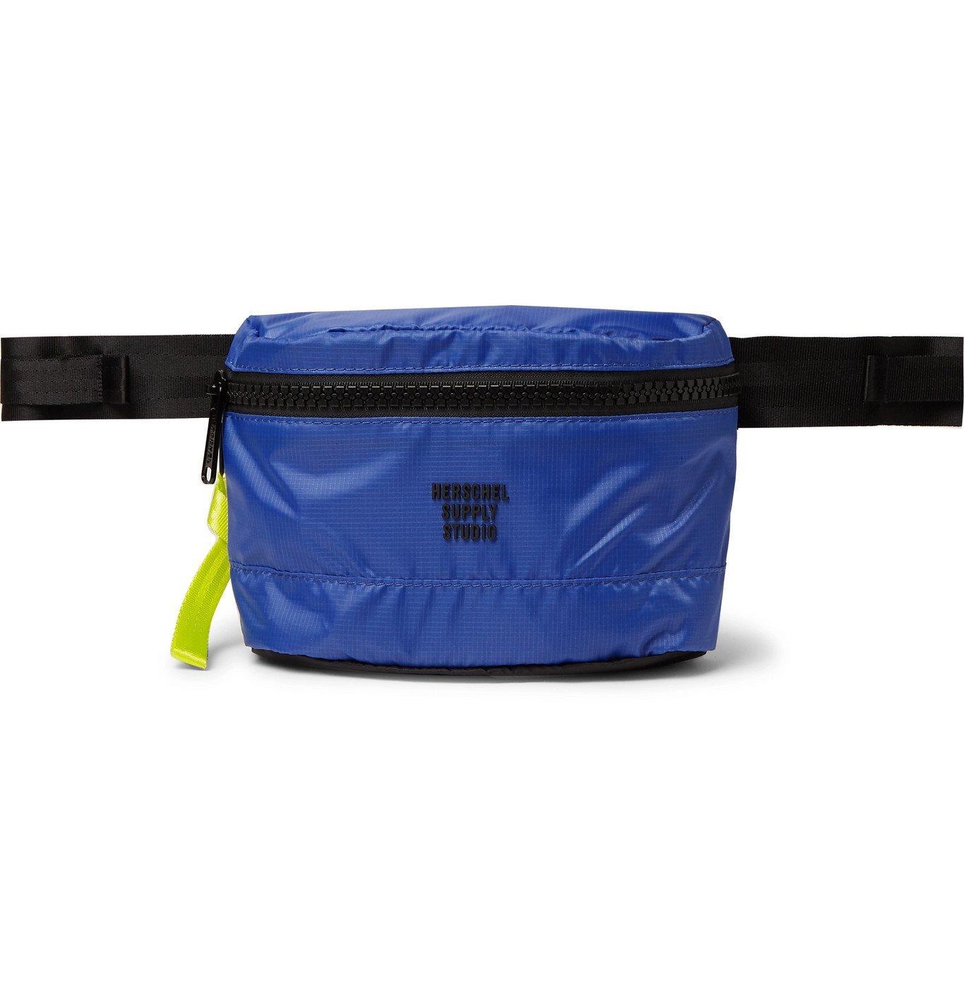 Photo: Herschel Supply Co - HS9 Ripstop Belt Bag - Blue