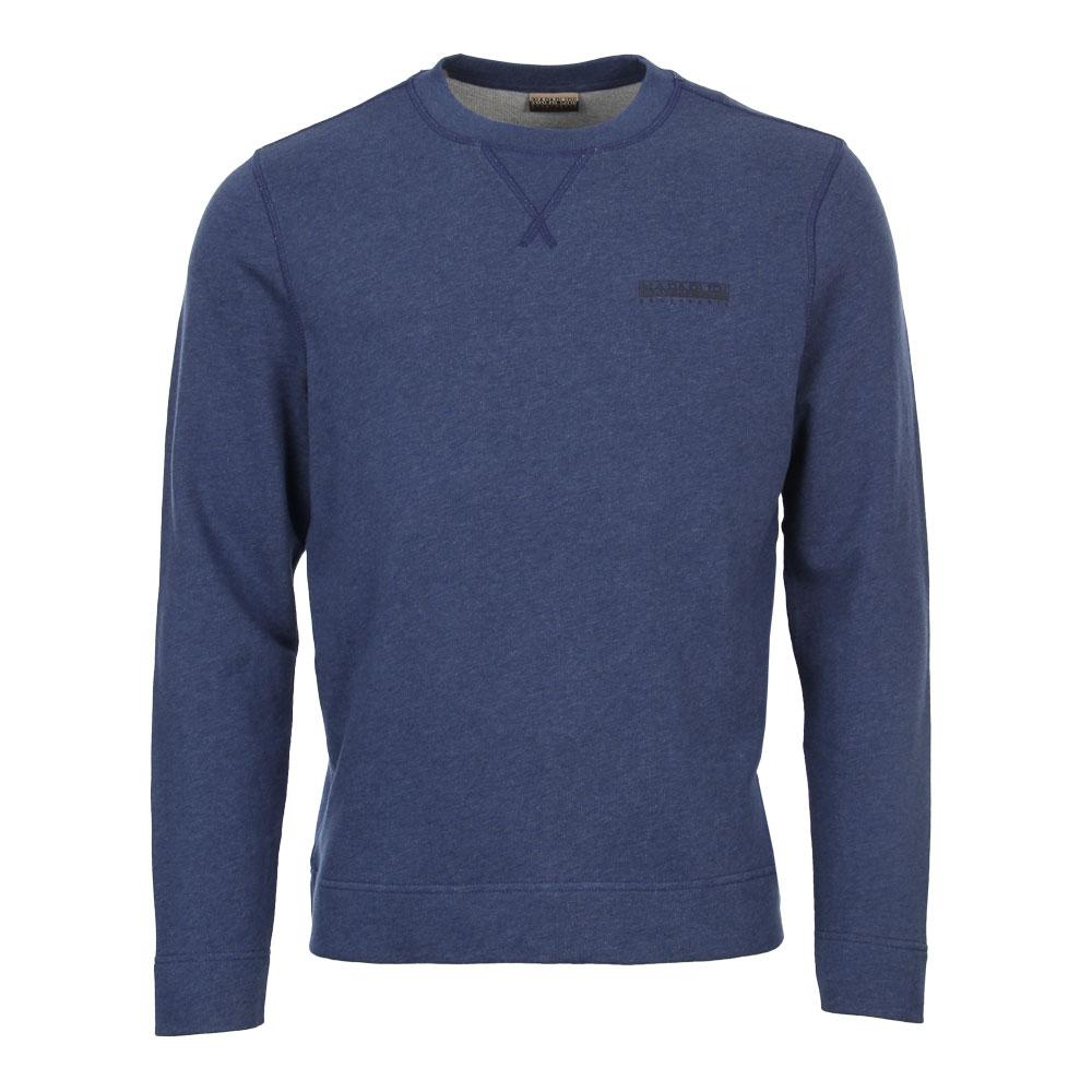 Photo: Sweatshirt - Blue