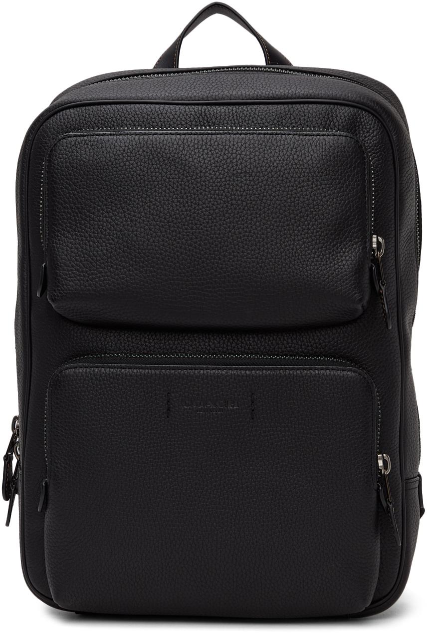 Photo: Coach 1941 Black Gotham Backpack