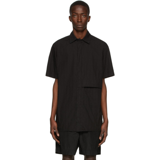 Photo: 1017 ALYX 9SM Black Edge Short Sleeve Shirt
