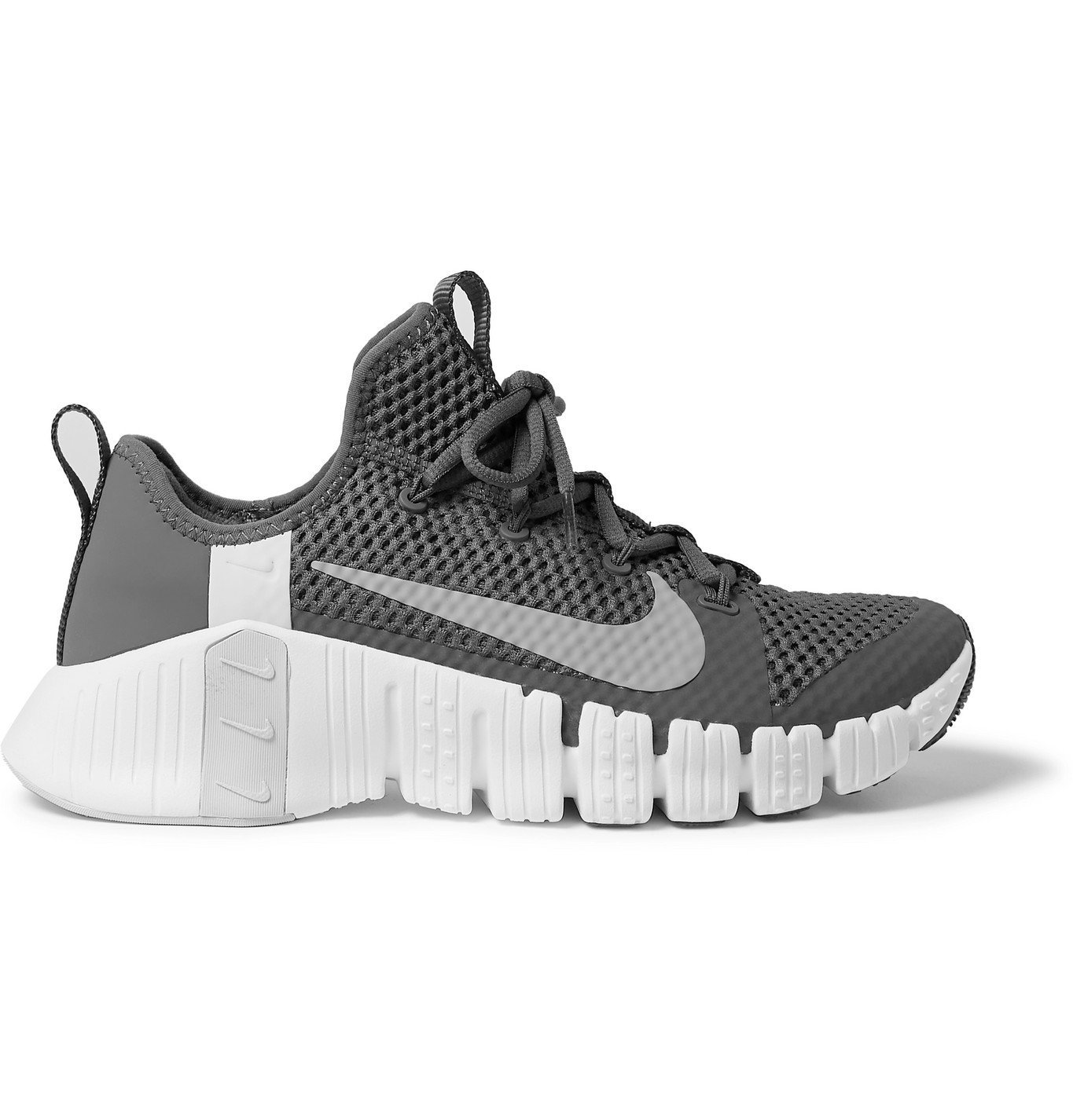 Photo: Nike Training - Free Metcon 3 Coated-Mesh Sneakers - Unknown