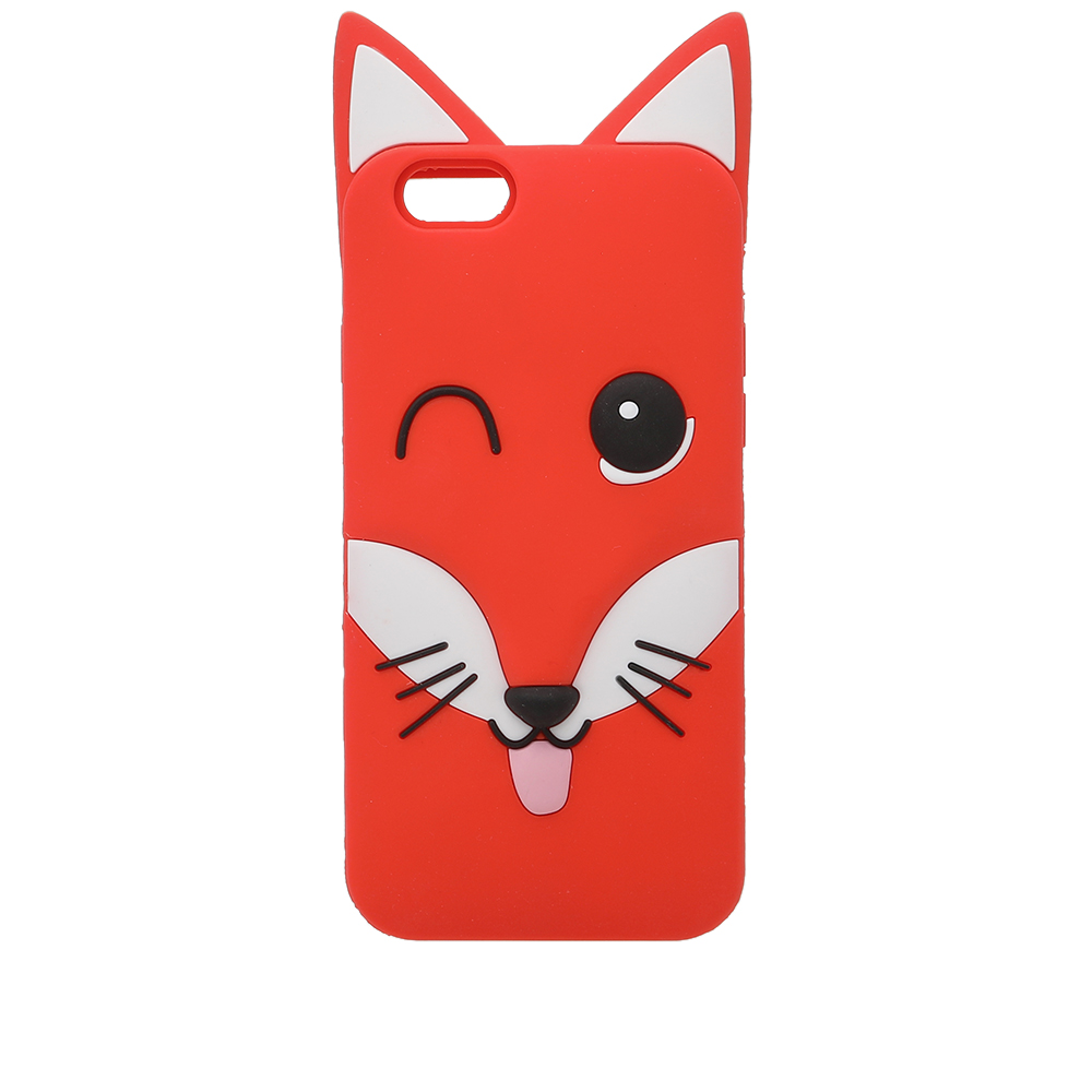 Photo: Maison Kitsuné 3D Fox Head iPhone 6 Case