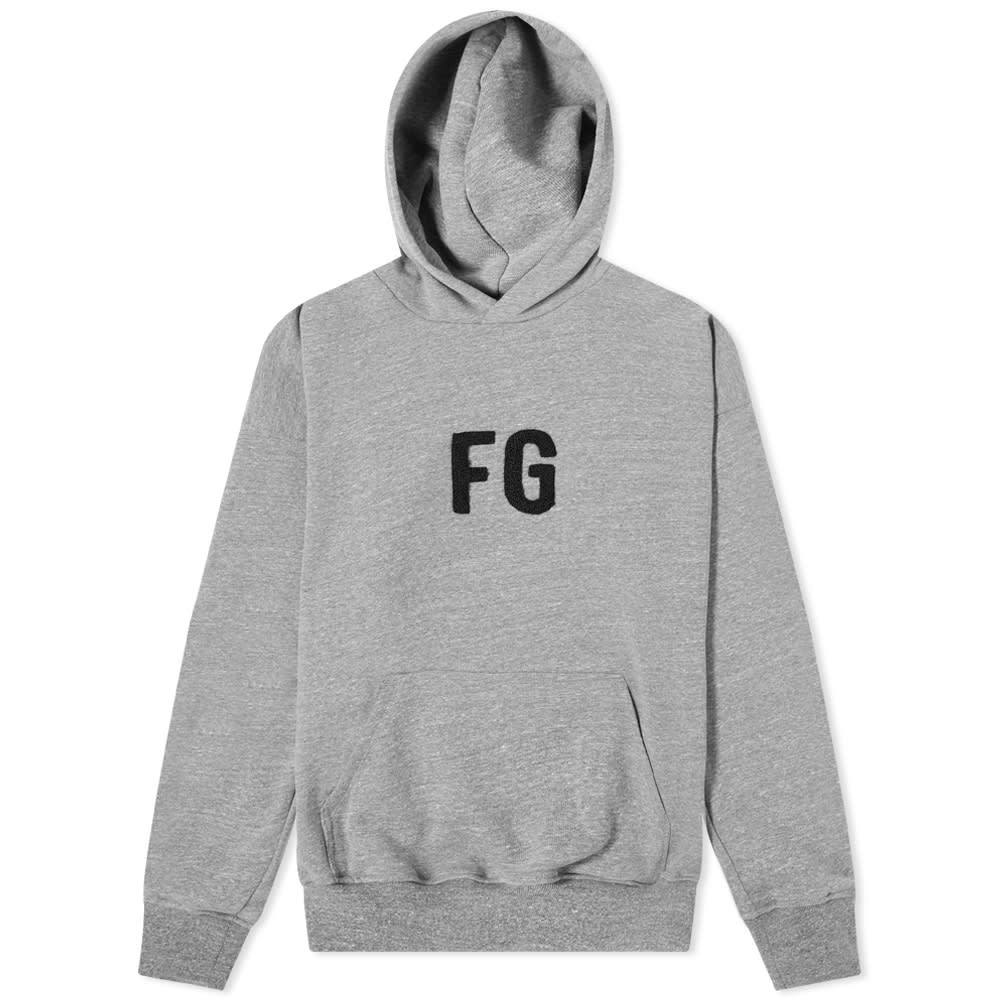 Photo: Fear Of God Everyday Hoody