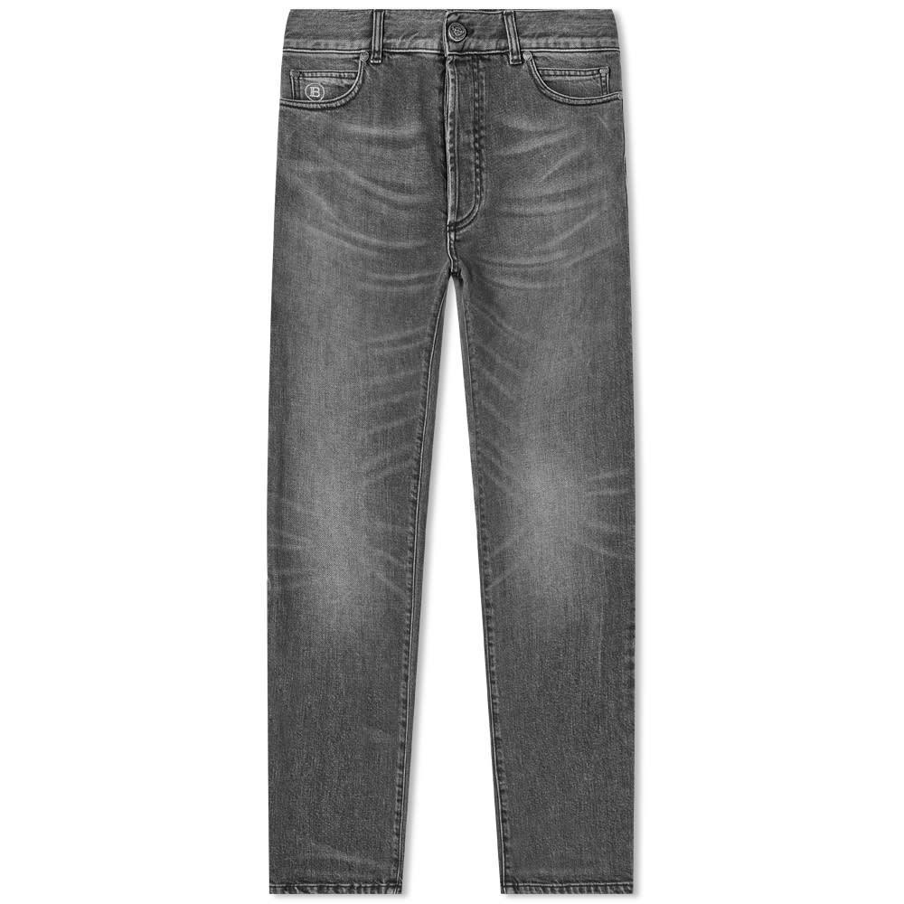 Photo: Balmain Vintage Slim Jean
