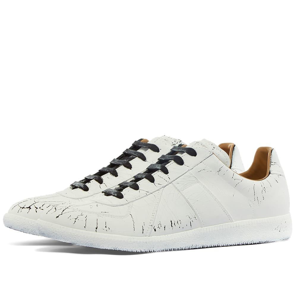 Photo: Maison Margiela 22 Cracked Replica Sneaker