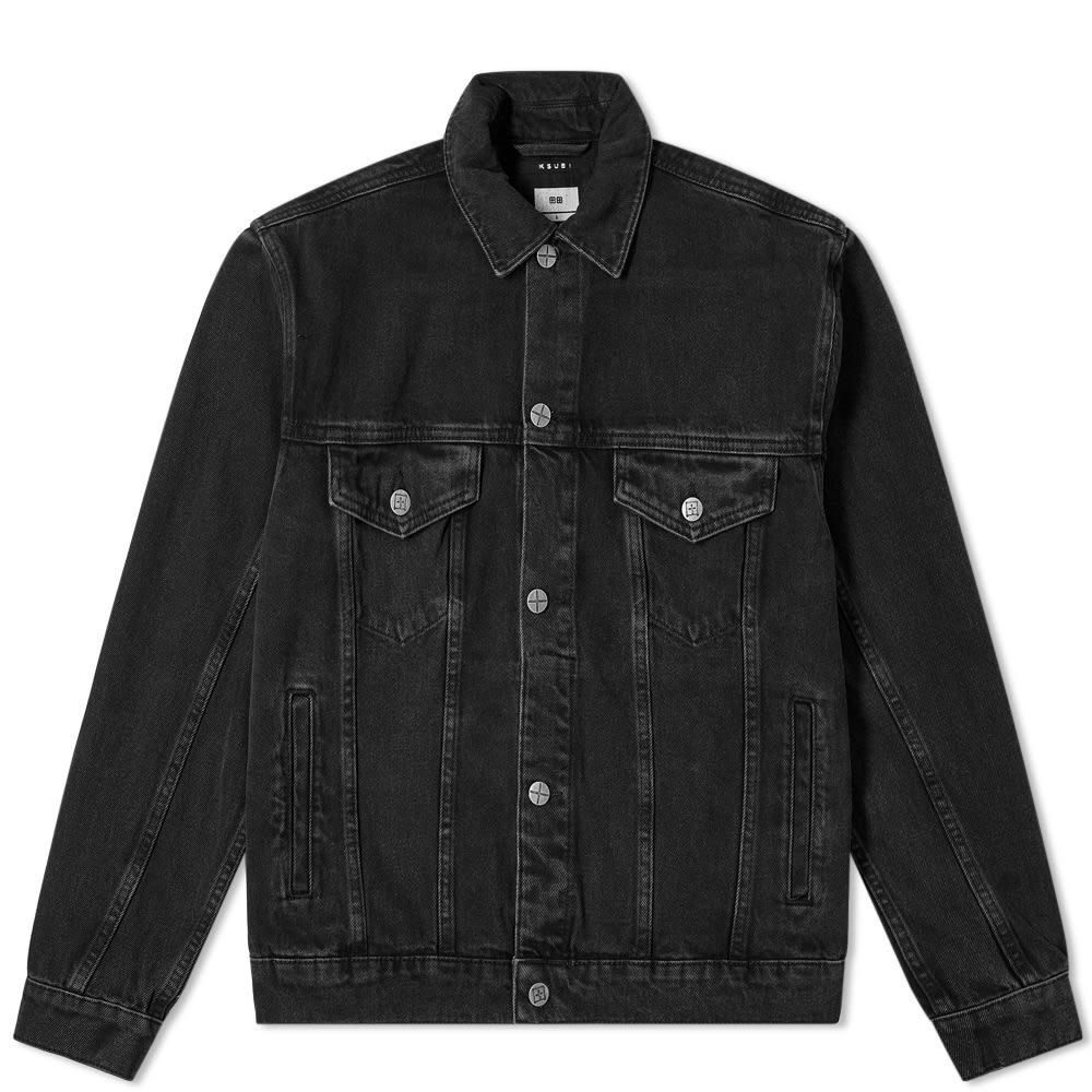 Ksubi Oh G Burnout Jacket