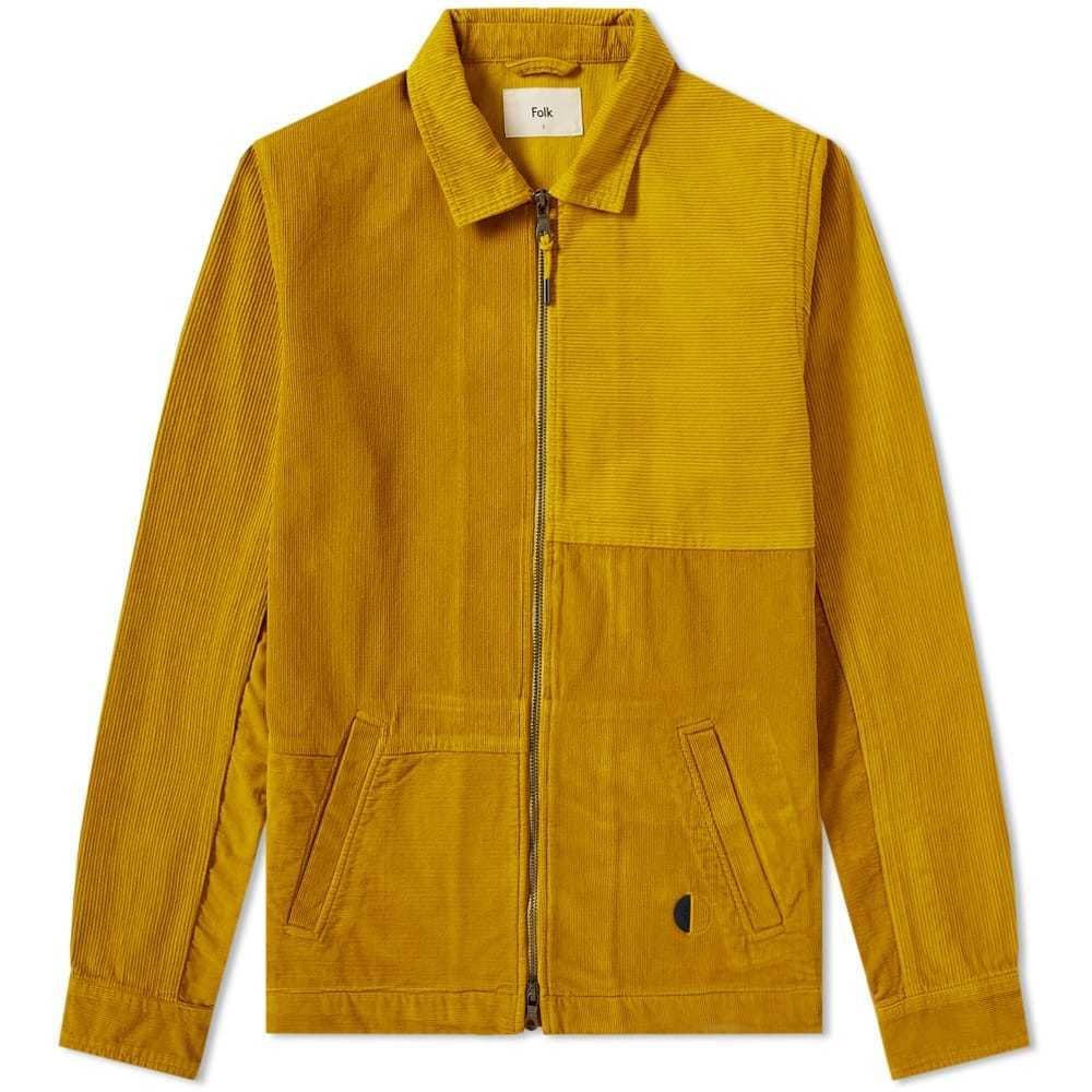 Photo: Folk Twill Fraction Harrington Jacket