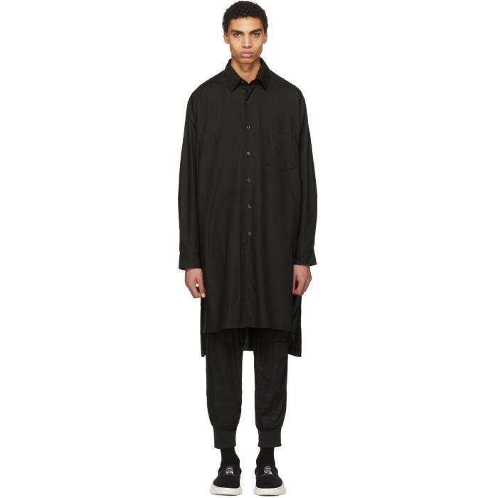 Y-3 Black Yohji Shirt