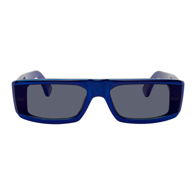 Photo: RETROSUPERFUTURE Blue Issimo Sunglasses